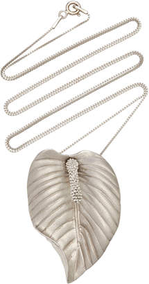 Luisa Schroder Peace Lily Sterling Silver Necklace