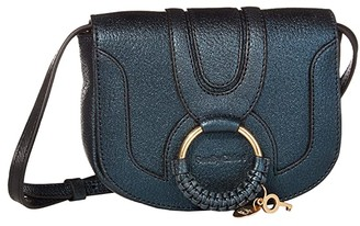 See by Chloe Mini Hana Bag (Dark Navy) Handbags