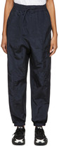Y-3 Y 3 Navy Classic Shell Lounge Pants