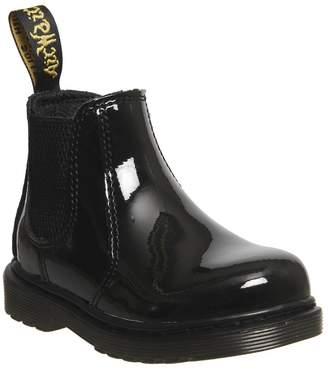 Dr. Martens Shenzi Chelsea Boot K Black Patent