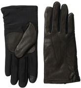 Echo Touch Leather Superfit Gloves
