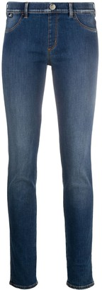 Love Moschino Mid Rise Skinny Jeans