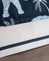 Jane Wilner Designs Queen Ellie Fretwork Dust Skirt