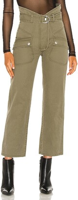 Marissa Webb Thomas Heavy Canvas Pant