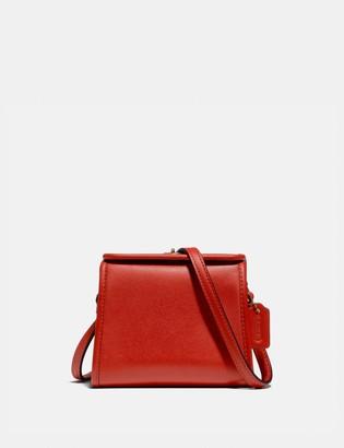 Coach Mini Turnlock Shoulder Bag