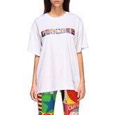 Iceberg T-shirt X Peter Blake T-shirt With Multicolor Logo Patch