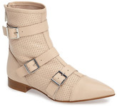 Topshop Andrew Buckle Boot