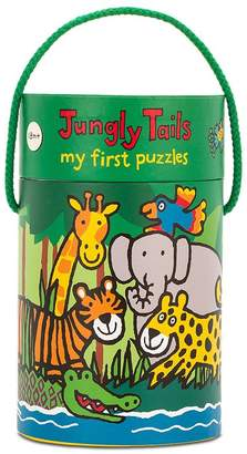 Jellycat Jungle Tales Puzzle - Ages 18 mos+