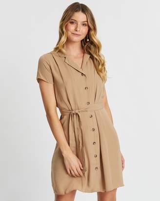 Dorothy Perkins Plain Shirt Dress
