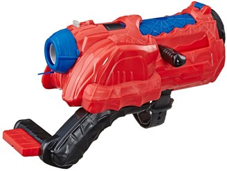Hasbro Spider-Man: Far From Home Spider-Man Web Cyclone Blaster with Web Fluid