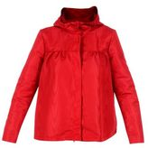 """Moncler Gamme Rouge Red """"haute Terre"""" Hooded Jacket"""