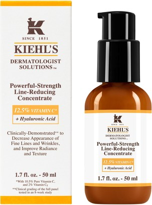 Kiehl's Powerful-Strength Line-Reducing Concentrate Serum, New Formula
