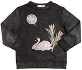 Stella McCartney Embroidered Organic Cotton Sweatshirt