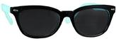 Studio 35 Trend Plastic Sunglasses Hilary Black