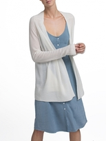 White + Warren Cashmere Soft Pocket Cardigan