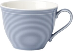 Villeroy & Boch Color Loop Horizon Blue Coffee Cup