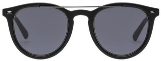 Le Specs Fire Starter Claw Sunglasses - Matte Black