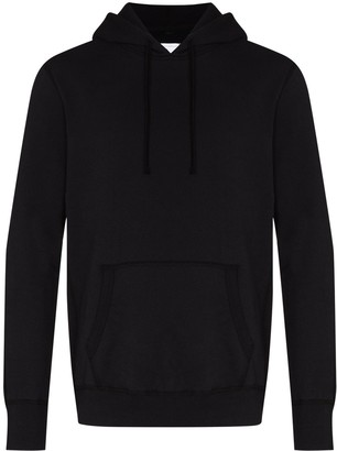 Reigning Champ Pouch-Pocket Cotton Hoodie