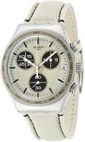 Swatch Men's Irony YCS574 Cloth Swiss Quartz Watch