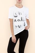 Zoe Karssen Let's Make Out Shirt
