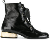 Paloma Barceló lace-up ankle boots