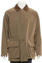Loro Piana Wool Storm System Coat