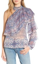 Parker Women's Ophelia Silk Blouse