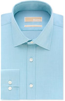 MICHAEL Michael Kors Classic-Fit Non-Iron Houndstooth Dress Shirt