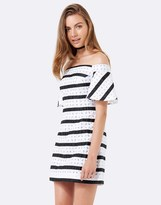 Forever New Off Shoulder Mini Dress