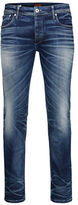 Jack and Jones Tim Original 977 Faded Jeans