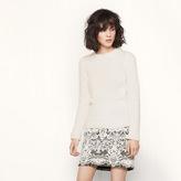 Maje Fluffy-knit jumper