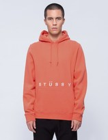 Stussy Classic Applique Hoodie