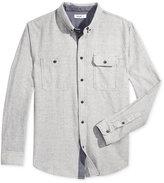 William Rast Men's Barrett Fleck Shirt