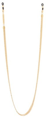 Frame Chain - Chain Reaction 18kt Gold-plated Glasses Chain - Womens - Gold