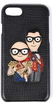 Dolce & Gabbana Designer`s Patch Iphone 7 Case