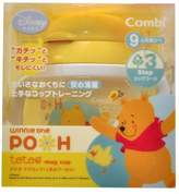 Combi teteo Winnie the Pooh mug cup (japan import)