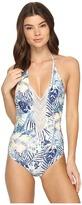 Roxy Sea Lovers One-Piece Swimsuit