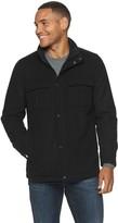 Apt. 9 Men's Stand-Up Collar 4-Pocket Wool-Blend Coat