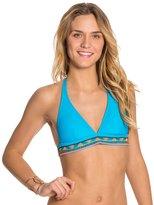 Hobie All Hands on Deco Halter Bikini Top 8123754