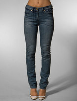 Hulsey Strutters High Waisted Slim in Attica Blues