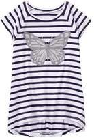 Gymboree Sparkle Butterfly Tee
