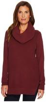 MICHAEL Michael Kors Shaker Long Sleeve Cowl Sweater Women's Sweater