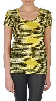 Eleven Paris DARDOOT women's T shirt in Yellow