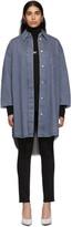 MM6 MAISON MARGIELA Blue Denim Jacket