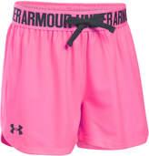 Under Armour Play Up Running Shorts, Big Girls (7-16)