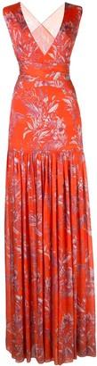 Alexis Belaya maxi dress
