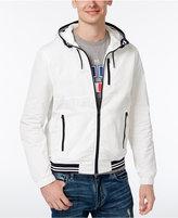 Tommy Hilfiger Men's Hooded Crew Jacket