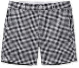 "L.L. Bean Washed Chino Shorts, 6"" Print"