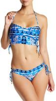 Becca Bali Boho Bustier Bikini Top