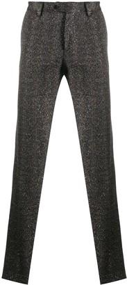 Missoni Metallic-Threading Straight Trousers